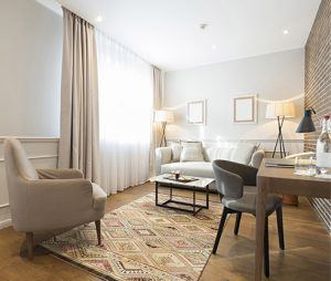 one bedroom apartment Highland at Springhill